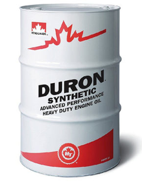 МОТОРНОЕ МАСЛО PETRO-CANADA DURON SYNTHETIC 5W-40 CИНТЕТИЧЕСКОЕ 205Л В БОЧКЕ (DUSYN54DRM)