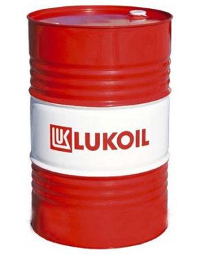 Моторное масло Лукойл Люкс 5W-40 полусинтетическое 216,5 л в бочке