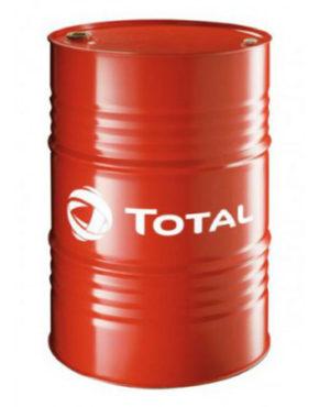 Моторное масло Total Rubia TIR 7400 15W-40 минеральное 208 л в бочке (113452)