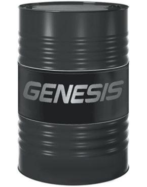 Моторное масло Лукойл Genesis Polartech 0W-40 синтетическое 216,5 л в бочке