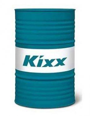 Моторное масло Kixx HD CF-4 5W-30 минеральное 200 л в бочке (50205)