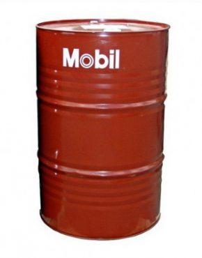 Моторное масло MOBIL DELVAC CNG/LNG 15W40 Минеральное 208 литров в бочке (152781)